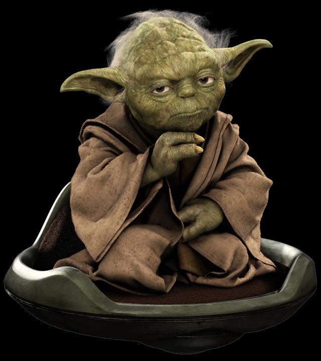 Bonsoir à vous tous Yoda